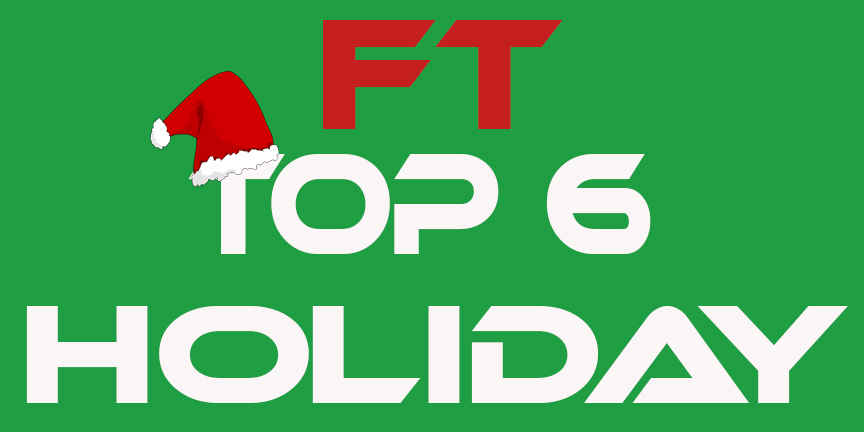Film Tank's Top 6 Holiday Media