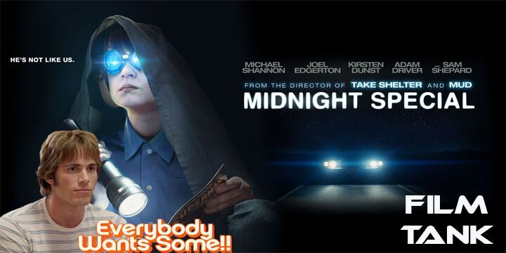 Midnight Special / Everybody Wants Some!!